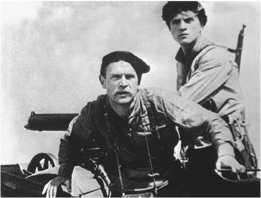 Чапаев с нами 1941 смотреть бесплатно в хорошем качестве
